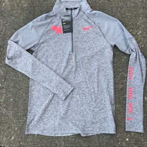 Nike Running Half Zip Arcadia Invite Men's Shirt